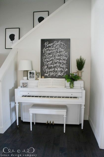 How to Decorate Around Your Piano