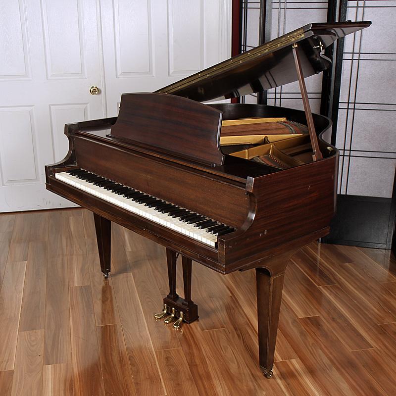 1933 Baldwin Grand Lindeblad Piano