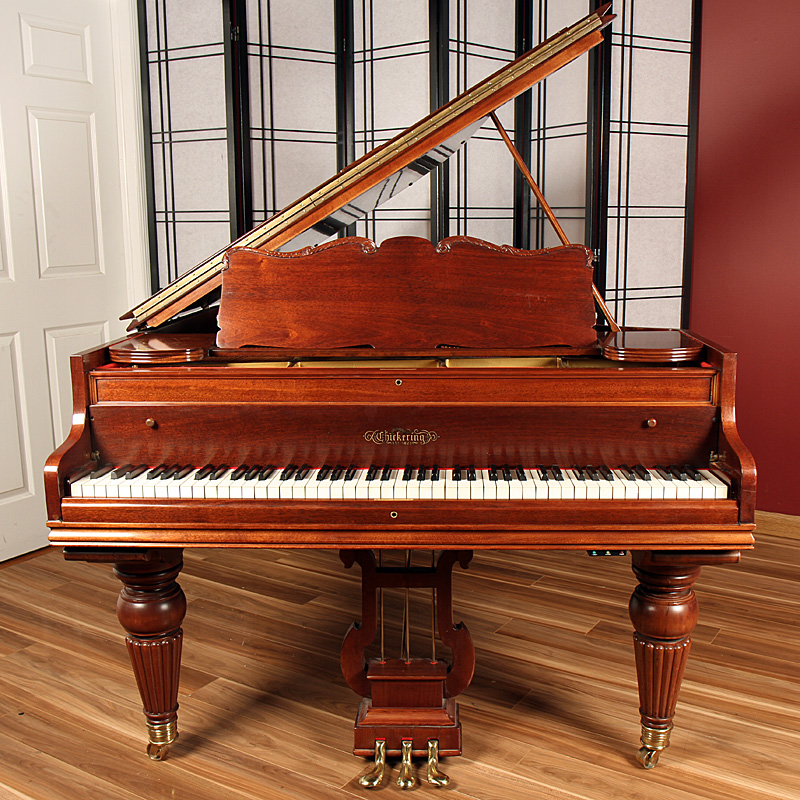 1903 Chickering Grand Lindeblad Piano