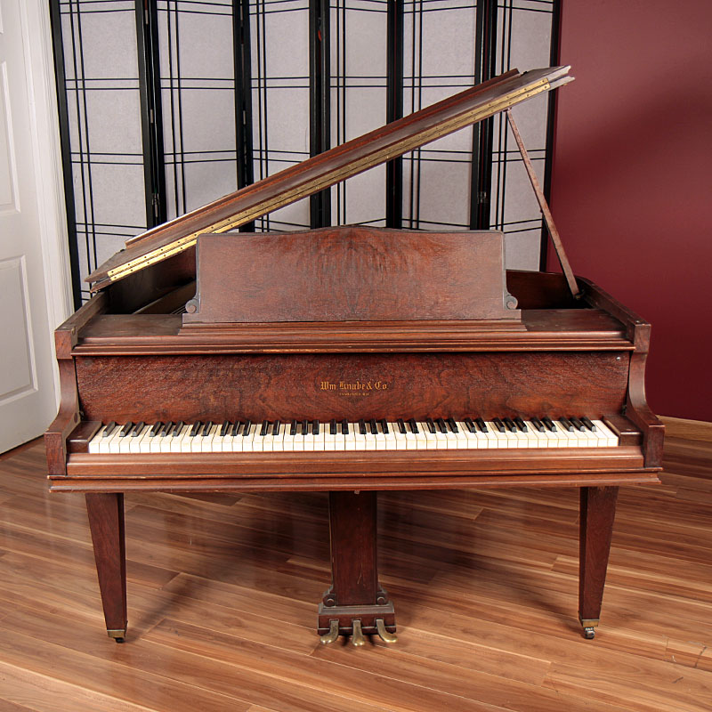 1938 Knabe Grand Lindeblad Piano