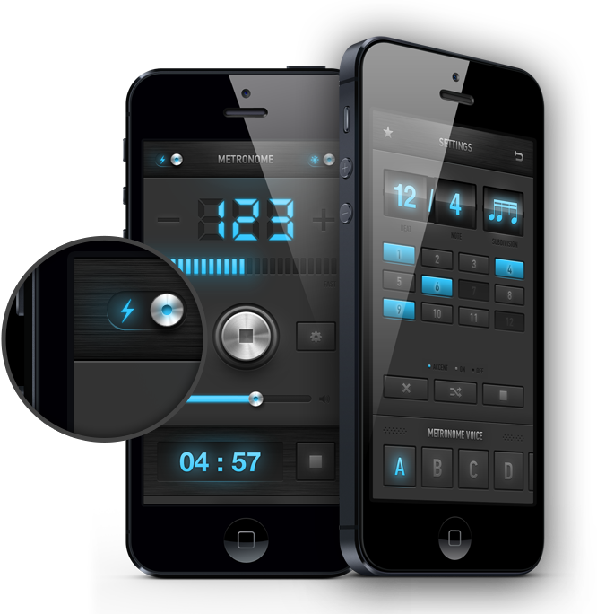 The 10 Best Metronome Apps For iOS and Android | Blog