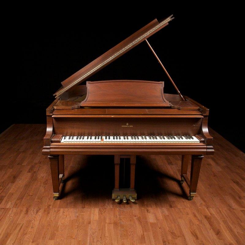 1924 Steinway Grand Lindeblad Piano Restoration