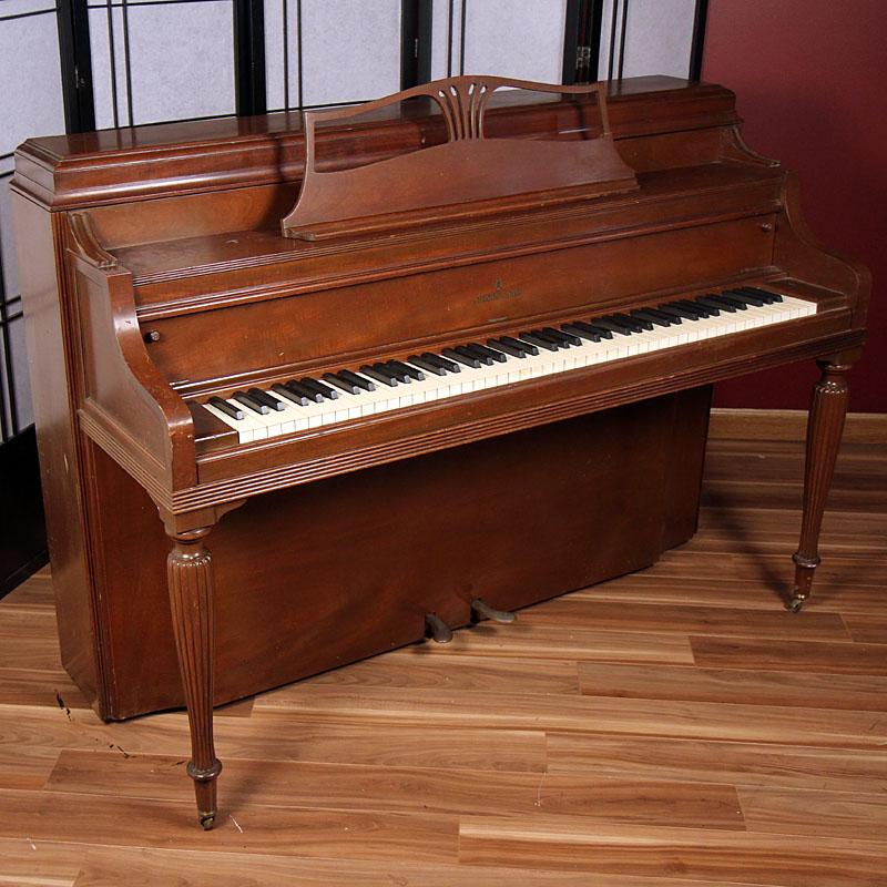 1963 Steinway Console Lindeblad Piano Restoration