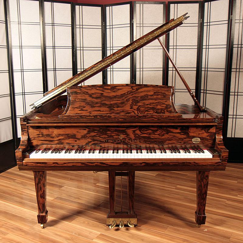 1995 Steinway Crown Jewel L Lindeblad Piano Restoration