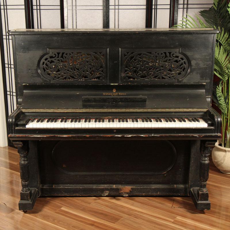 1891 Steinway I Lindeblad Piano Restoration