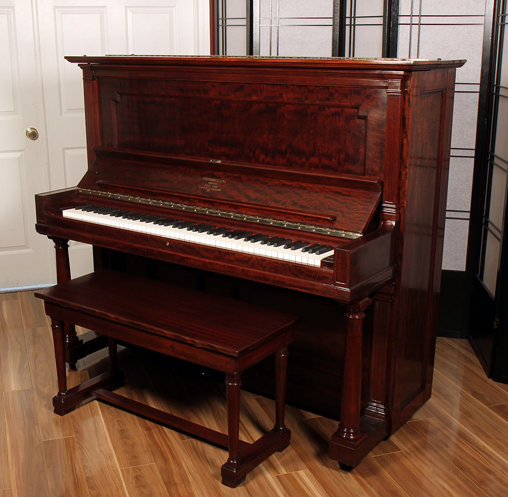 1917 Steinway I Lindeblad Piano Restoration