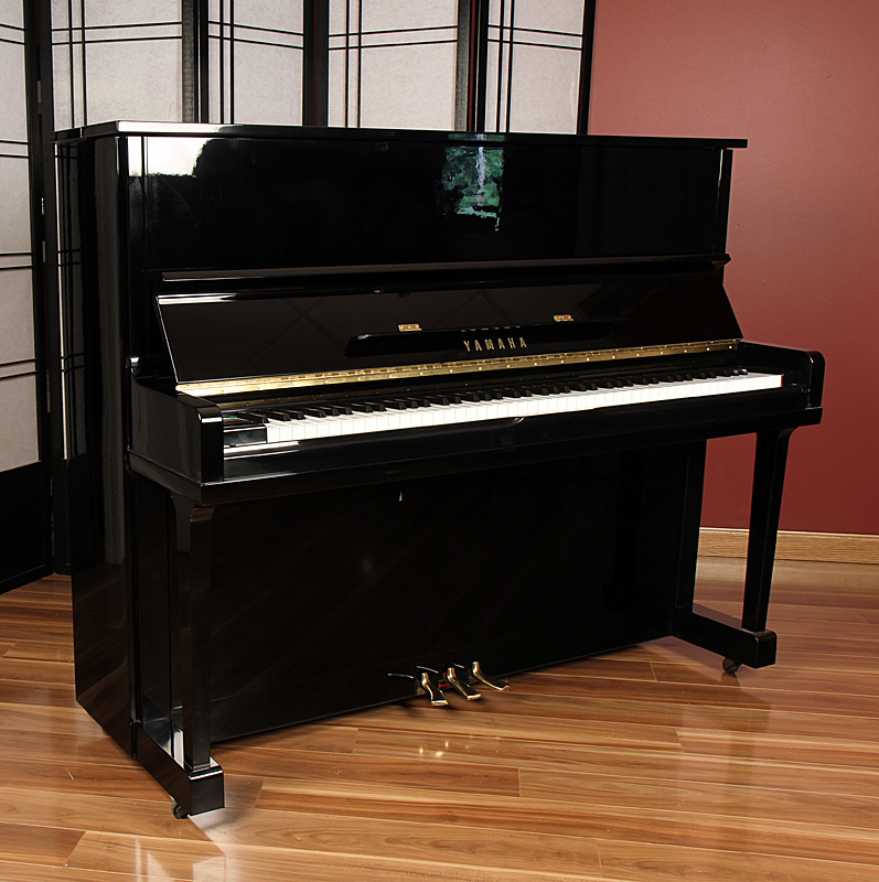 1991 yamaha u1 lindeblad piano for Piano u1 yamaha price