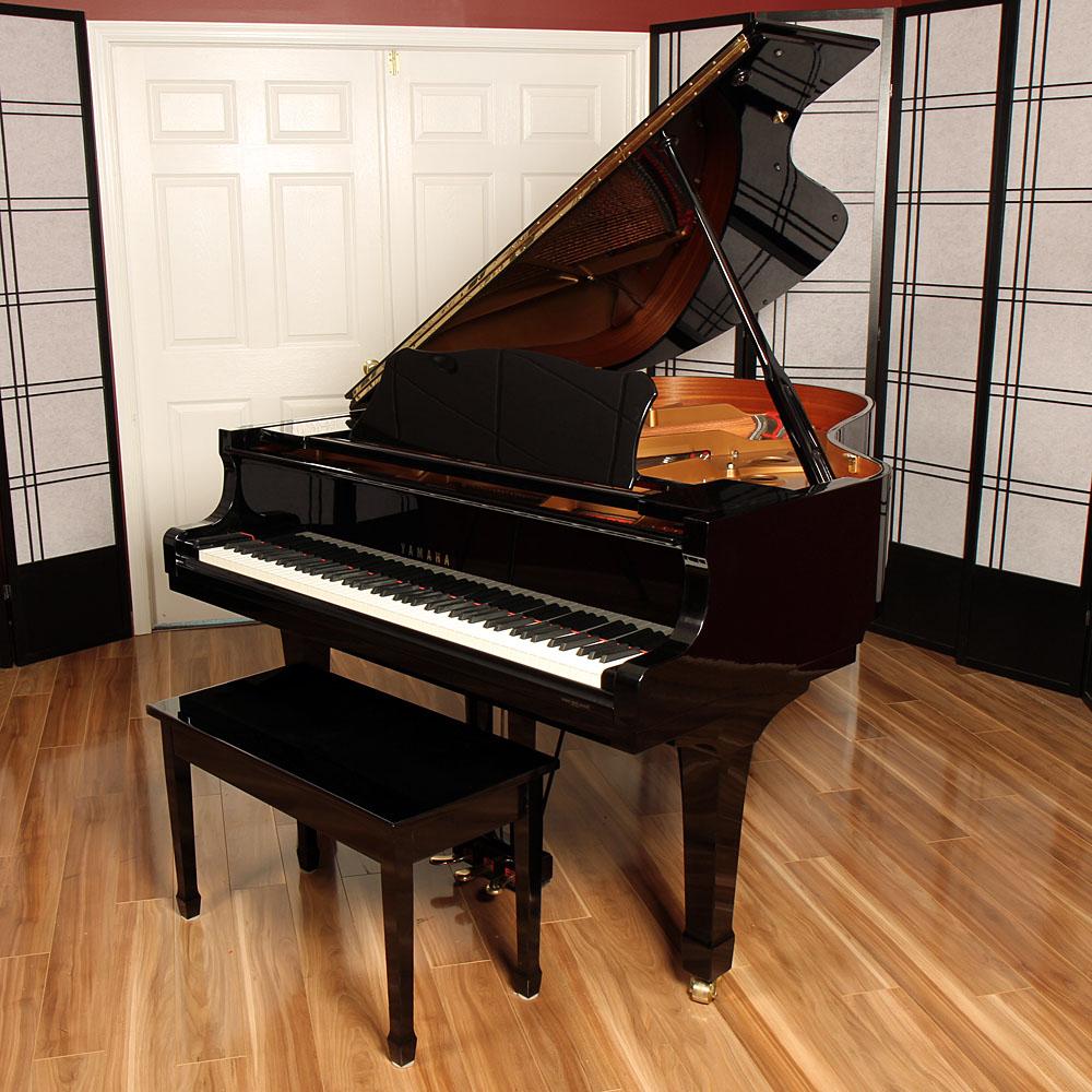 1998 yamaha c3 lindeblad piano restoration for Yamaha c3 piano