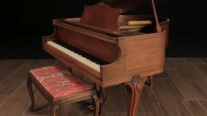 George Steck pianos for sale: 1943 George Steck Grand - $37,900