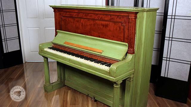 1901 Steinway I Lindeblad Piano Restoration
