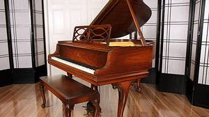 1941 Steinway Chippendale S
