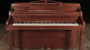 1943 Steinway Upright Console