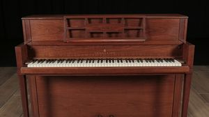 1965 Steinway Upright Console