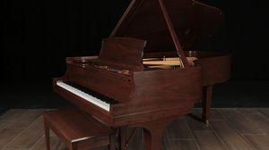 1997 Steinway Grand B Crown Jewel