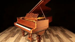 Steinway pianos for sale: 1886 Steinway Grand B - $75,000