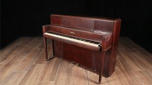 1950 Steinway Upright Console