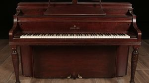 Steinway pianos for sale: 1943 Steinway Upright Console - $21,500