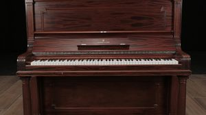 Steinway pianos for sale: 1903 Steinway Upright I - $25,000