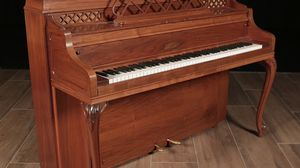 1983 Steinway Upright Console