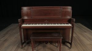 Steinway pianos for sale: 1942 Steinway Upright Studio - $18,800