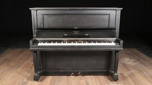 Steinway pianos for sale: 1907 Steinway Upright K - $29,500