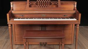 1971 Wurlitzer Upright