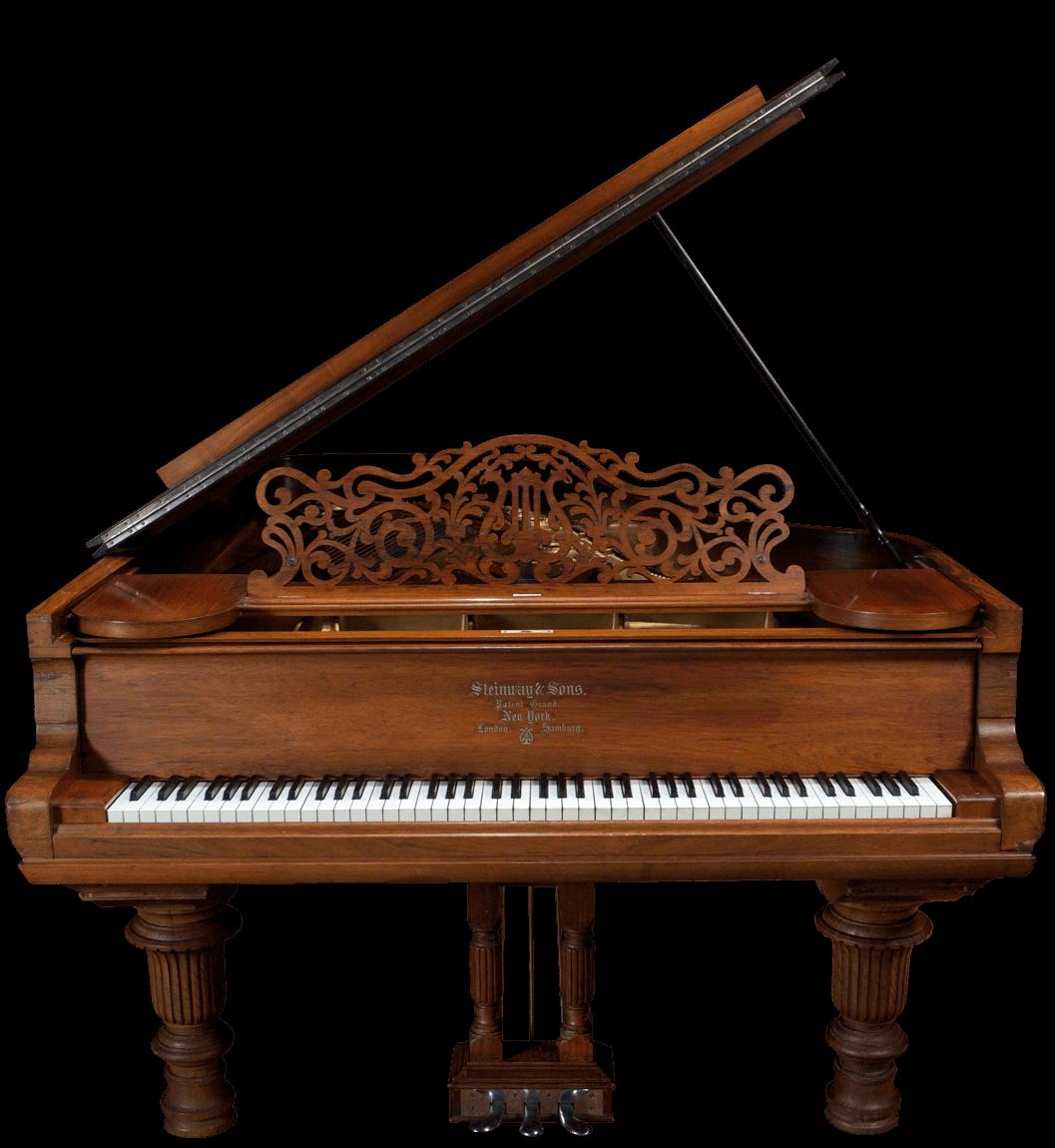 1890 Steinway Victorian C Lindeblad Piano